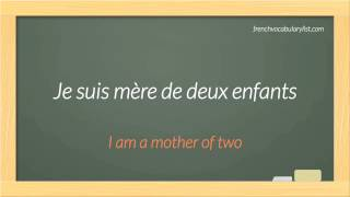 From, Of in French