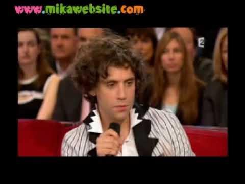 MIKA - Vivement Dimanche 09.11.2009 - Rain & Interview