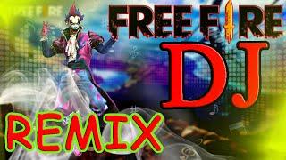 FREE FIRE NEW DJ SONG 2021   DJ SUJAN REMIX
