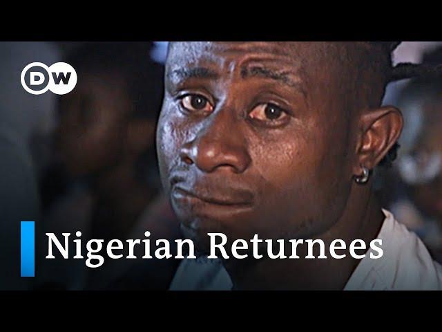 Migrants fleeing South Africa arrive in Nigeria   DW News