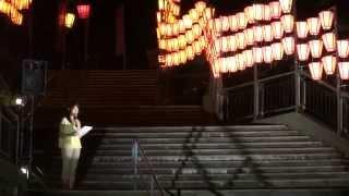 【ぼんぼり祭り】第5回湯涌ぼんぼり点灯式【花咲くいろは】 花咲くいろは 検索動画 50