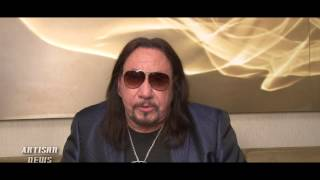 KISS GENE SIMMONS COMMENTS ALIEN-ATING PEOPLE, SAYS ORIGINAL SPACEMAN ACE FREHLEY