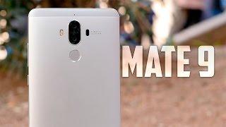 Huawei Mate 9, review en español