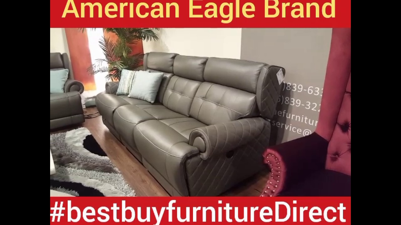 Modern Recliner Sectional Sofa   Best Buy Furniture Direct