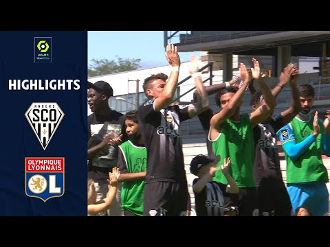 Angers Lyon Goals And Highlights