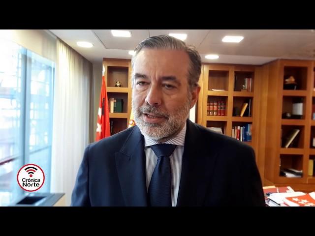 Madrid y de Castilla y León se coordinan para la gestión de incendios