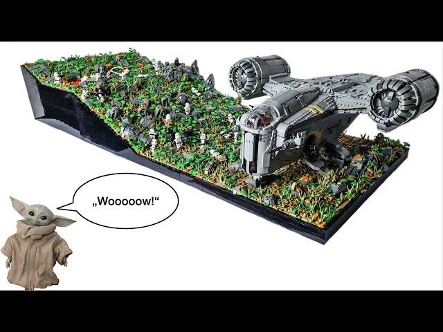 5 coole LEGO Star Wars MOCs zu The Mandalorian! | Part 1