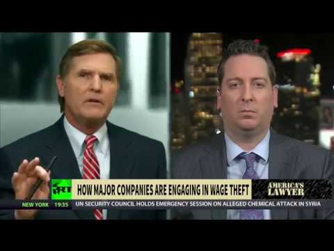 America's Lawyer [17]: Robert Greenwald on How the Bail Industry is Trapping the Poor