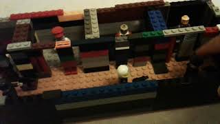 Как сделать из LEGO тюрьму!