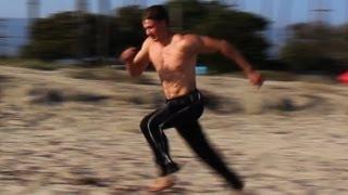 Как накачать ноги без железа и оборудования(Давно уже просят сделать видео о том как качать ноги. Я не все упражнения показал, есть очень много классных..., 2013-08-20T21:43:11.000Z)