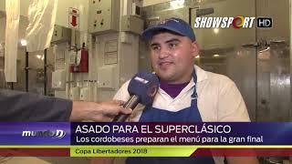 NOTAS PARA EL SUPERCLASICO