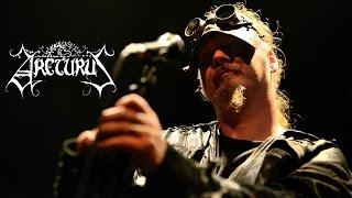 Arcturus - Wintry Grey / Du Nordavind / Morax (live Lyon - 4/05/2015)