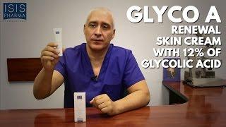 Glyco A - Renewal skin cream with 12% of glycolic acid