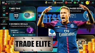 FIFA MOBILE 2020 - LUCRANDO COM A TRADE ELITE
