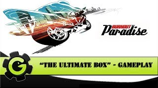 Burnout Paradise: The Ultimate Box - Gameplay