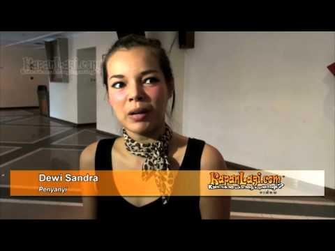 Bawakan Dangdut Koplo, Dewi Sandra Goyang Kayang?