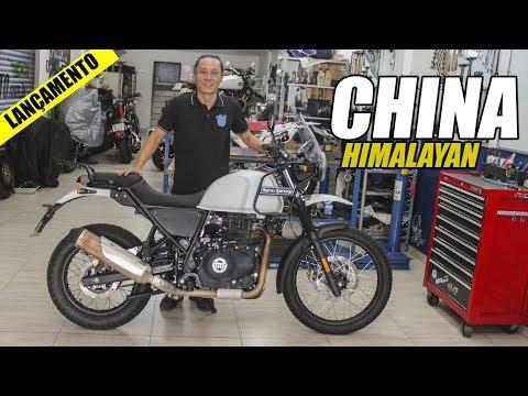 MOTO.com.br: Royal Enfield Himalayan na análise do China!