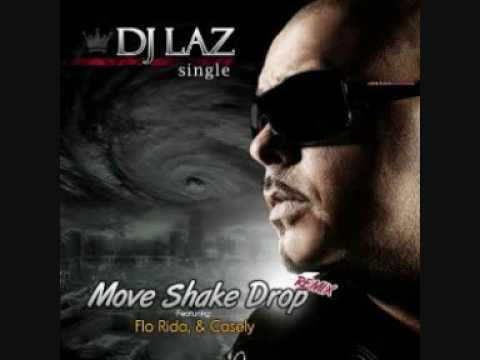 Клип DJ Laz - Move, Shake, Drop