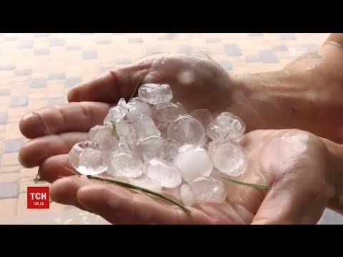 Україна оговтується від наслідків потужних злив