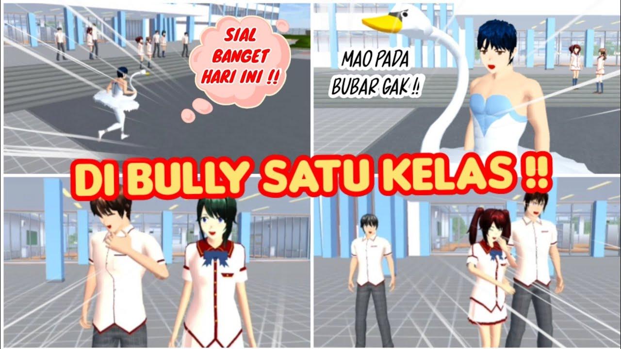 KING AND FRIEND | PART 2 ( DI BULLY SATU KELAS ) | DRAMA SAKURA SCHOOL SIMULATOR