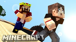 СОЮЗНИК ОКАЗАЛСЯ БЫСТРЕЕ! - Minecraft Bed Wars (Mini-Game)