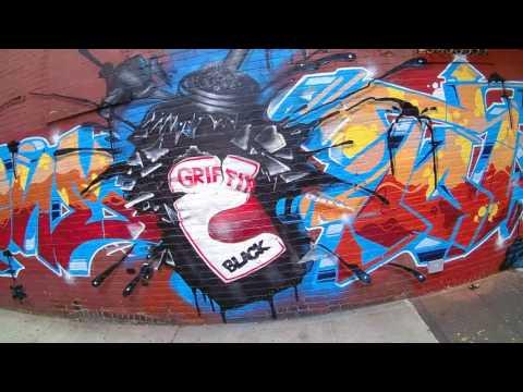 CRONE & TONE - GRIFFIN BLACK @ MaxOut BK