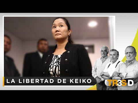 La libertad de Keiko - Tres D