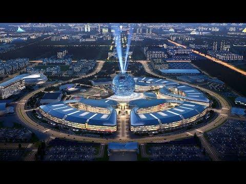 Expo 2017 Astana – 3D animation