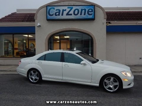 2007 Mercedes Benz S550 For Sale Baltimore MD | CarZone USA