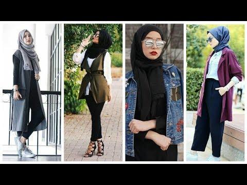 [VIDEO] - Hijab Fashion 2019 -Comment avoir un Hijab street style tendance 9