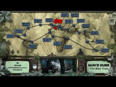 Mayd Hubb - The Blue Train (FULL ALBUM)