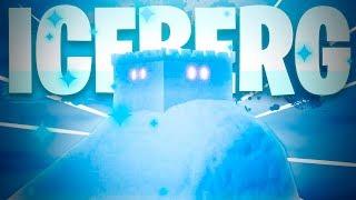 **TEMPORADA 7** HAY UN CASTILLO EN EL ICEBERG QUE SE ACERCA! FORTNITE: Battle Royale