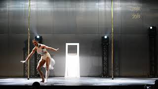 Anna Łotecka-Dabbachi - I place Masters - Pole Dance Show 2019