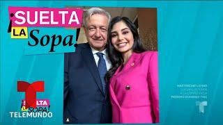 Aseguran que AMLO puso celosa a Beatriz Gutierrez Suelta La Sopa Entretenimiento