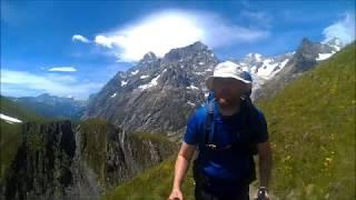Tour du Mont Blanc  2015  (including journey specification)