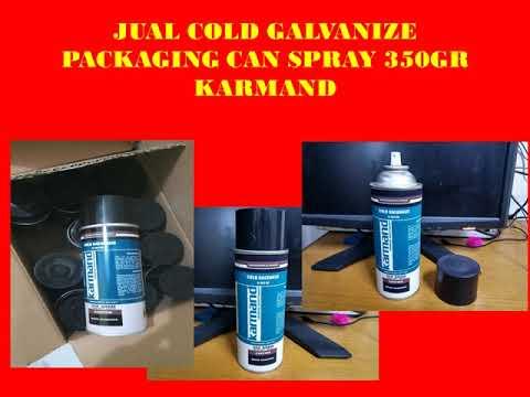 BEST SELLER PAINT!!!HP/WA 0811-7212-999 Cold Galvanized Paint Gallon
