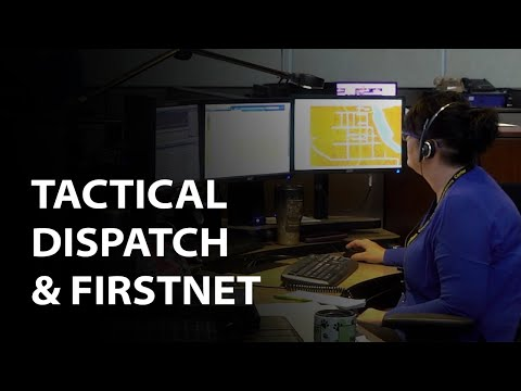 Helping Ohio's Responders with Tactical Dispatching