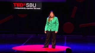 Inspiring the next generation of female engineers | Morgan DiCarlo | TEDxSBU