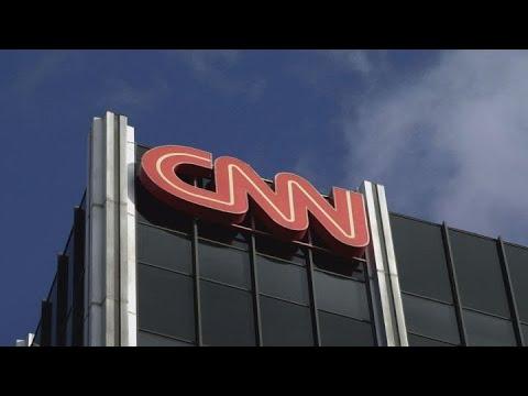 CNN sues President