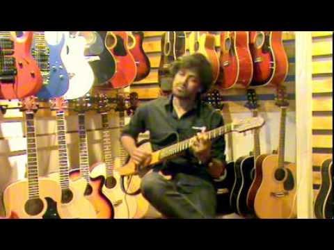 Guitar likhith kurba guitar tabs : Baarish Yaariyan Guitar Solo by Likhith Kurba @ Sonido Musicals ...
