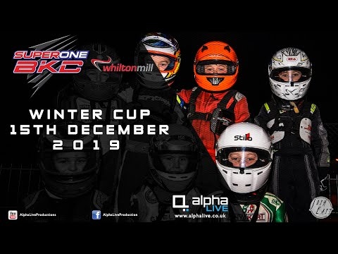 Bambino Kart Club Annual Winter Cup from Whilton Mill