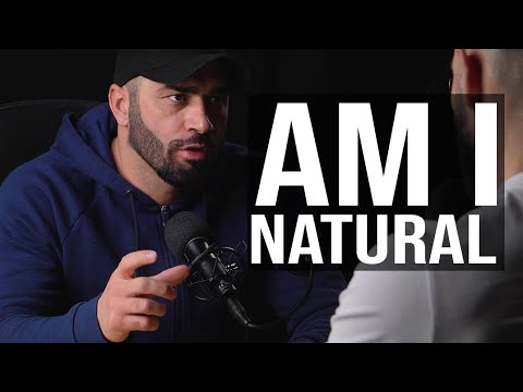 Am I natural? | My opinion on Steroids | The Truth