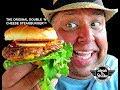 Steak 'n Shake? ORIGINAL DOUBLE 'N CHEESE STEAKBURGER? Review!