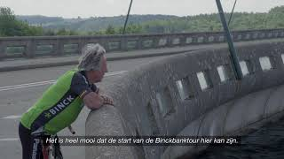 BinckBank Tour 2018: Start Lacs de l'Eau d'Heure