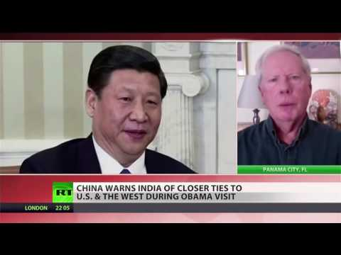 """Washington will do whatever it can to stop BRICS""Russia Media"