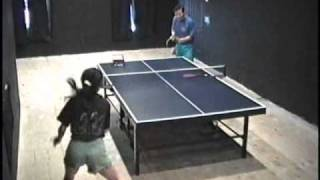 how to read and return tricky table tennis serves   ping pong instructions 乒乓