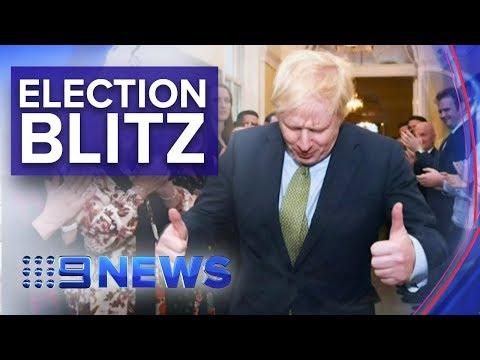 Brexit Go Ahead Following Boris Johnson Election Win | Nine News Australia