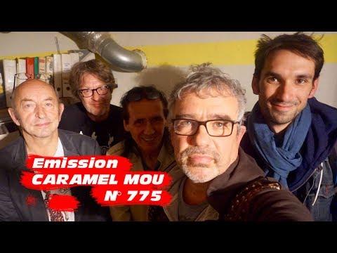Emission Caramel Mou N°775.