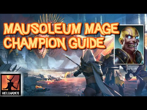 RAID: Shadow Legends | Mausoleum Mage Champion Guide - One of the BEST EPICS in the game!