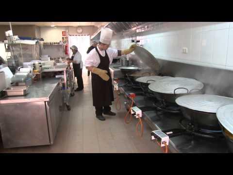 Fomento y difusion de la seguridad y salud en cocinas, bares y restaurantes